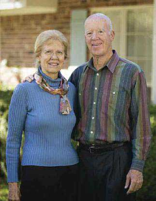 Jim & Sue Knutzen